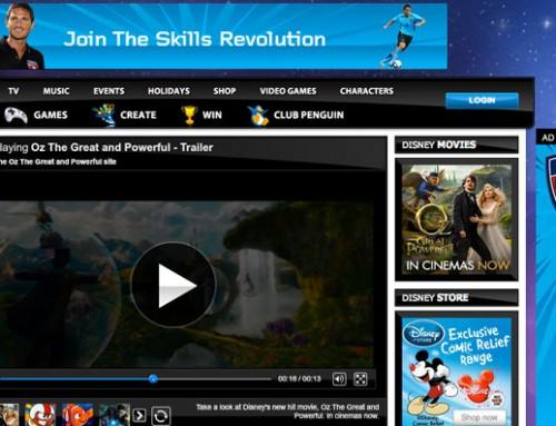 Tesco Skills Interactive Banners