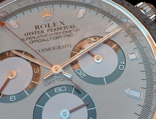 3D Project – Rolex watch