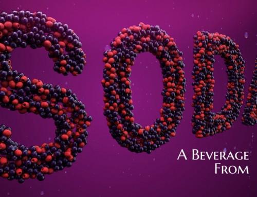 Raspberry & Blackcurrant Soda