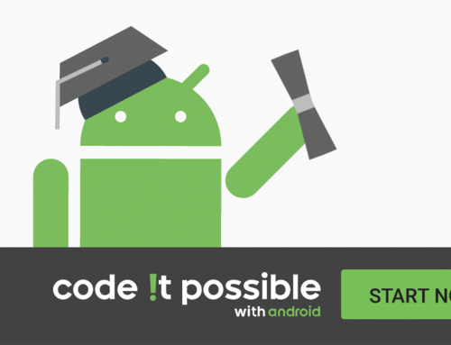 Google Code It Possible banners