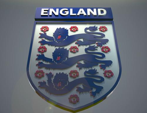 England Crest Animation